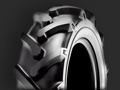 Kleintraktorreifen - Dunlop T84 4.0-10 2PR TT