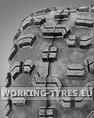 Schneefräsenreifen - Carlisle Fast Trax 18x11.00-8 4PR TL
