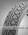 Moped/Mofa Reifen - Heidenau K36 2 3/4-16 (20x2.75, 2.75-16) 43J TT