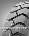 Stapler Reifen Luft - KingsTire KT202 5.00-8 10PR TT