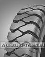 Stapler Reifen Luft - KingsTire KT203 18x7-8 14PR TT
