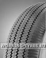 Karren- und Kleinst-Reifen - KingsTire KT603 4.10/3.50-4 6PR TT