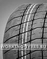 Kart Reifen - KingsTire KT737 (Rain) 11x7.10-5 4PR SL68 TL