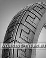 Moped/Mofa Reifen - KingsTire KT909 130/90-15 76H TL