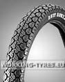 Moped/Mofa Reifen - KingsTire KT918 2.50-16 4PR TT