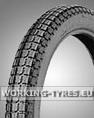 Moped/Mofa Reifen - KingsTire KT919 2 1/2-14 (2.50-14) 4PR TT