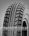 Minibike Reifen - Qingda Q105 220/120-50 2PR TT