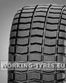 Minibike Reifen - Qingda Q106 9x3.50-4 4PR TT