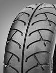 Minibike Reifen - Qingda Q114 4.10/3.50-6 4PR TT