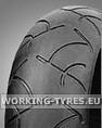 Minibike Reifen - Qingda Q116 120/50-9 4PR