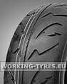 Minibike Reifen - Qingda Q125 4.00-4 4PR