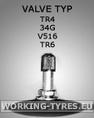 Schläuche Zweirad - Schlauch 2.00/2.25-16 TR4