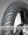 Roller Reifen - VeeRubber VRM100 R 3.00-14 56J TT