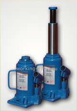 Hydraulischer Stempel-Wagenheber 12Tonnen